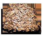 Holz behandelt (A1 bis A3)
