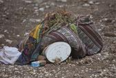 Abfallbeispiel für Baumischabfall
