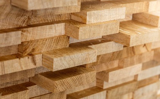 Abfallbeispiel für Holz, unbehandelt (A1)