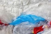 Abfallbeispiel für Gemischte Verpackungen